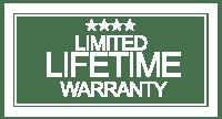 Limited Lifetime Warranty - 1 Day Baths by ACR